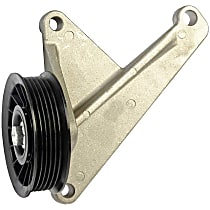 34158 A/C Compressor By-Pass Pulley - Direct Fit