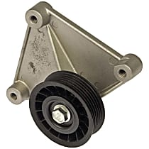 34162 A/C Compressor By-Pass Pulley - Direct Fit