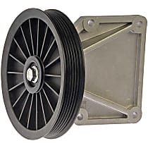 34168 A/C Compressor By-Pass Pulley - Direct Fit