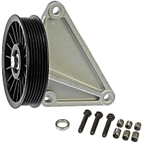 34171 A/C Compressor By-Pass Pulley - Direct Fit