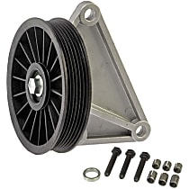 34184 A/C Compressor By-Pass Pulley - Direct Fit