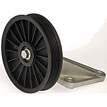 34185 A/C Compressor By-Pass Pulley - Direct Fit