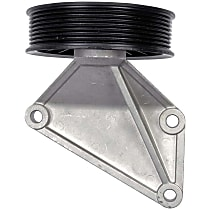 Dorman 34188 A/C Compressor By-Pass Pulley - Direct Fit