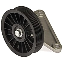 34191 A/C Compressor By-Pass Pulley - Direct Fit