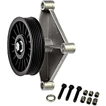 A/C Compressor By-Pass Pulley - Direct Fit