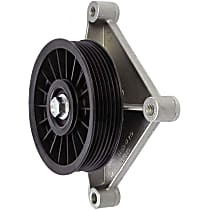 34207 A/C Compressor By-Pass Pulley - Direct Fit