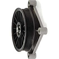 34209 A/C Compressor By-Pass Pulley - Direct Fit
