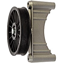 34224 A/C Compressor By-Pass Pulley - Direct Fit
