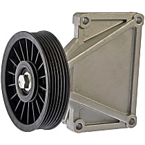 Dorman 34227 A/C Compressor By-Pass Pulley - Direct Fit
