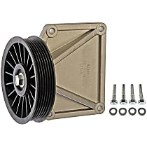 34237 A/C Compressor By-Pass Pulley - Direct Fit