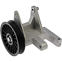 34238 A/C Compressor By-Pass Pulley - Direct Fit