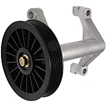 Dorman 34241 A/C Compressor By-Pass Pulley - Direct Fit