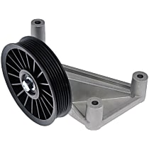 Dorman 34253 A/C Compressor By-Pass Pulley - Direct Fit