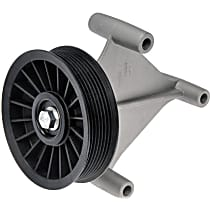 Dorman 34254 A/C Compressor By-Pass Pulley - Direct Fit