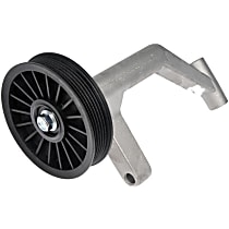 Dorman 34258 A/C Compressor By-Pass Pulley - Direct Fit