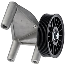 Dorman 34272 A/C Compressor By-Pass Pulley - Direct Fit