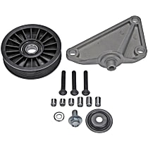 Dorman 34274 A/C Compressor By-Pass Pulley - Direct Fit