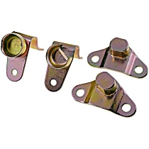 38642 Tailgate Hinge - Direct Fit, Set of 2