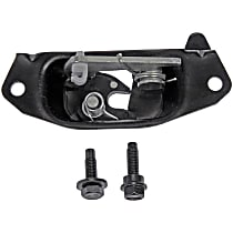 38667 Tailgate Latch - Direct Fit, Assembly