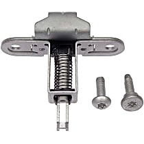 38670 Tailgate Latch - Direct Fit, Assembly