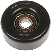 419-606 Accessory Belt Idler Pulley - Direct Fit, Sold individually