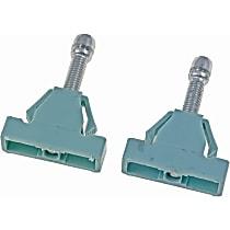 Headlight Adjust Screw - Direct Fit, Set of 2