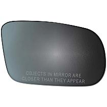 51266 Passenger Side Mirror Glass