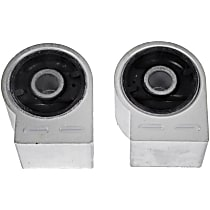 Control Arm Bushing - Front Lower Rearward, Set of 2