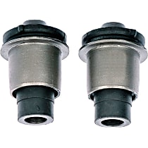 523-099 Suspension Bushing, Rubber, Gray, Direct Fit, Set of 2
