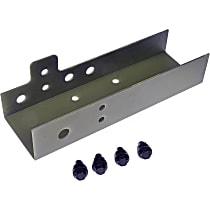Frame Repair Kit, Kit Rear, Passenger Side