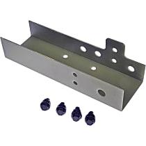 Frame Repair Kit, Kit Rear, Driver Side