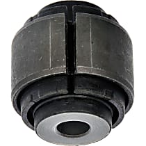 523-250 Trailing Arm Bushing - Black, Rubber, Direct Fit, Sold individually