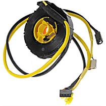 525-022 Air Bag Clockspring - Plastic, Direct Fit