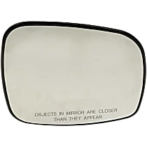 56211 Passenger Side Heated Mirror Glass
