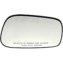 Passenger Side Mirror Glass