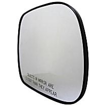 Passenger Side Non-Heated Mirror Glass