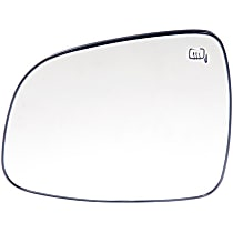 56812 Driver Side Heated Mirror Glass