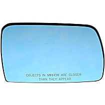 Passenger Side Mirror Glass