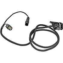 590-084 Back Up Camera - Plastic, Direct Fit