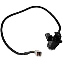590-090 Back Up Camera - Plastic, Direct Fit
