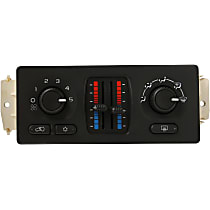 599-001 Climate Control Unit - Direct Fit, Sold individually