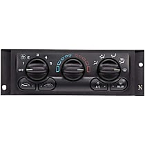 599-002 Climate Control Unit - Direct Fit, Sold individually