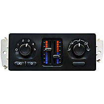 599-003 Climate Control Unit - Direct Fit, Sold individually