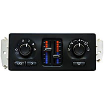 599-004 Climate Control Unit - Direct Fit, Sold individually