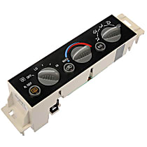 599-006 Climate Control Unit - Direct Fit, Sold individually