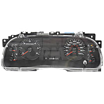 Instrument Cluster - Digital and Analog, Direct Fit, Sold individually
