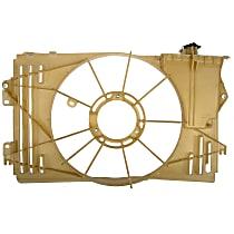 603-427 Front Fan Shroud, Fits Radiator Fan