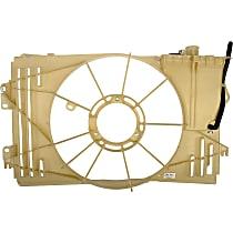 603-437 Front Fan Shroud, Fits Radiator Fan