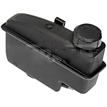Dorman 603-666 Power Steering Reservoir - Black, Direct Fit, Sold individually