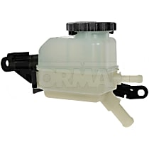 Dorman 603-681 Power Steering Reservoir - Gray and white, Direct Fit, Sold individually